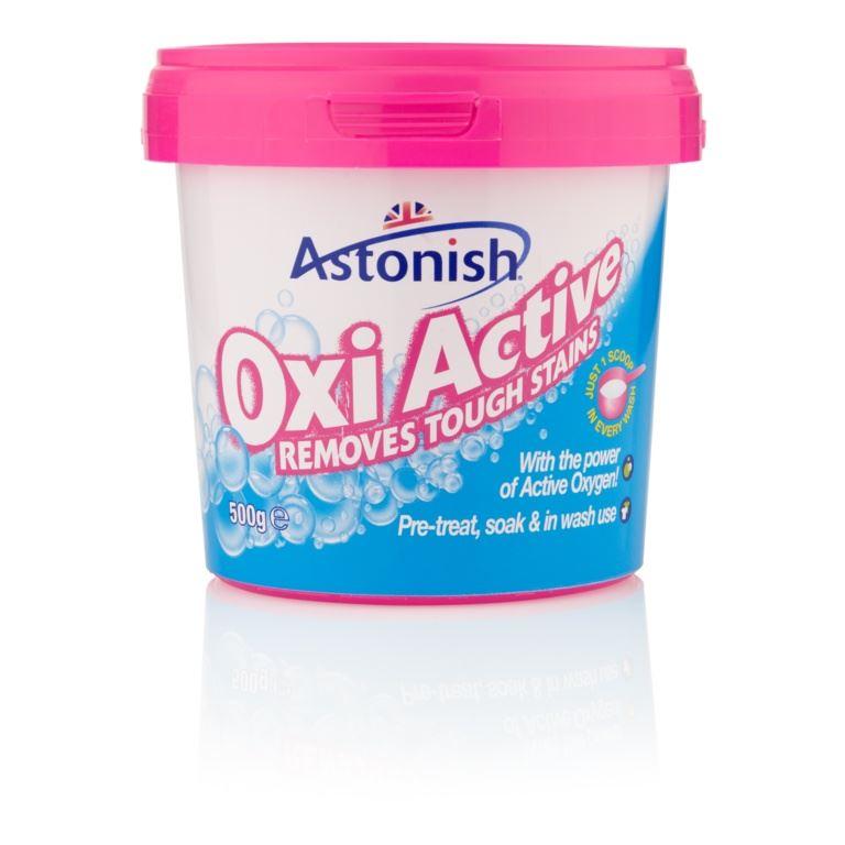 Astonish Oxy-Active odplamiacz 500g+miarka(12)[GB]