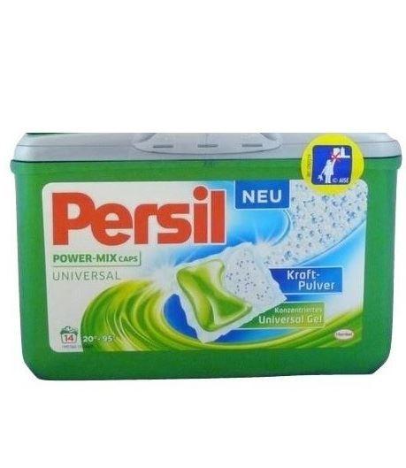 Persil MIX-CAPS 14p 329g/350g pudełko (8)[D,CH]