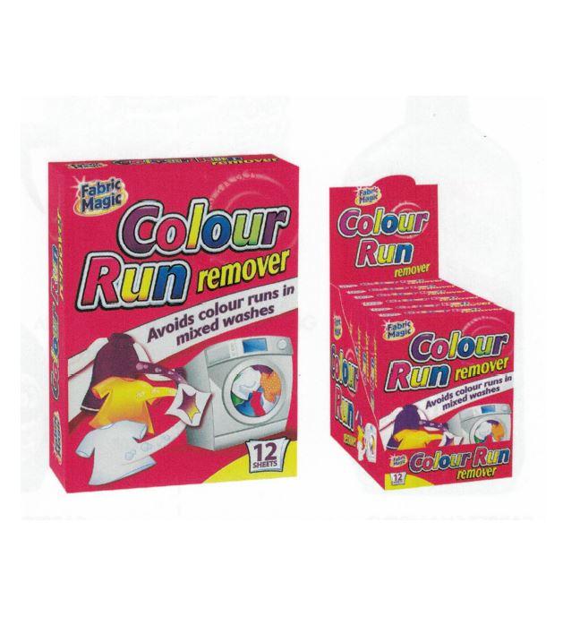 Fabric Magic chusteczki wyłapujące kolor 12szt (6)