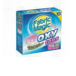 Fabric Magic Oxy Tabs odplamiające tab.10szt(16)