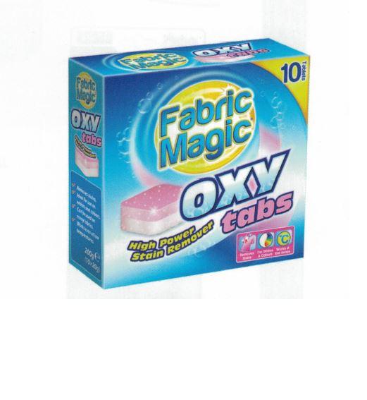 Fabric Magic Oxy Tabs odplamiające tab.10szt(16)