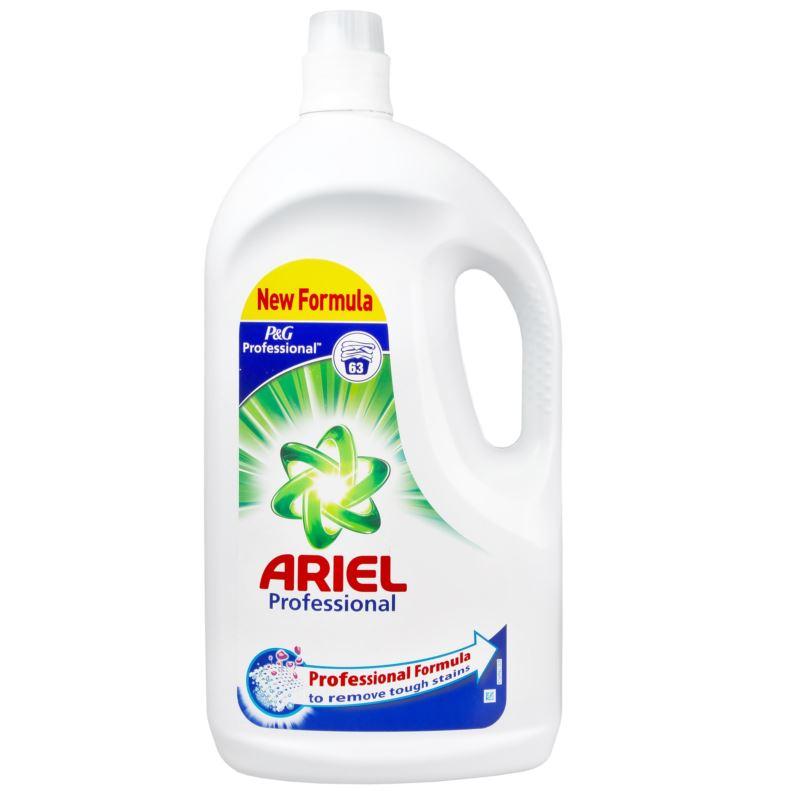 Ariel żel do prania 63-126p/ 4,095l (3) [NL,D,F]