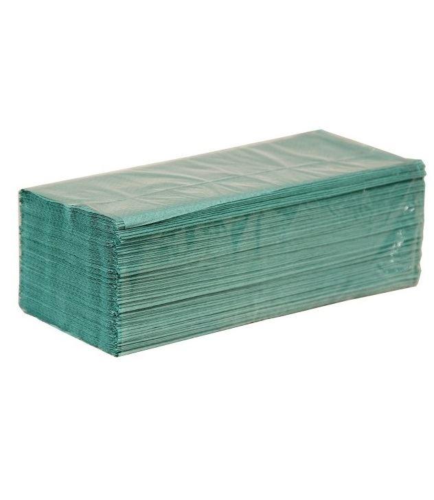 Ręcznik ZZ zielony 200listków (20)[PL]