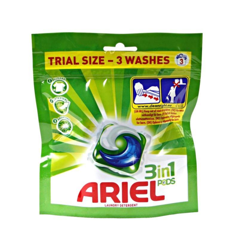 Ariel kapsułki 3w1 3szt/ 89,7g Regular (45)[D,A]