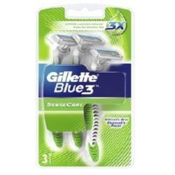 Gillette Blue3 maszynki 3szt. (6) [CZ,SK,PL,TR,F]