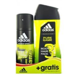 Adidas zestaw deo 150ml+ żel 250ml (4)[D,ES,F]