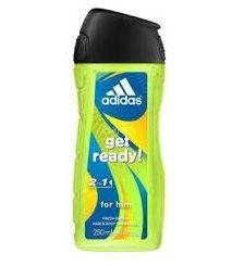 Adidas żel p/ prysznic 250ml (12)[D,ES,F]