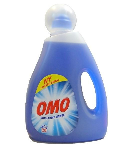 Omo żel do prania 20-40p/ 1,5L White (5)[DK,IS]