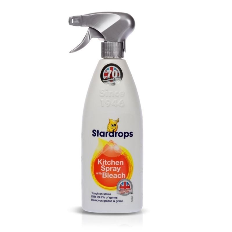 Stardrops Kitchen Bleach do kuchni 750ml(12)[GB]