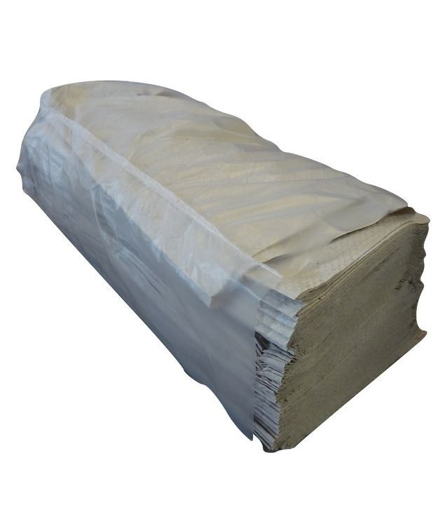 Ręcznik ZZ zielony/szary 200list. gat. I. (20)[PL]