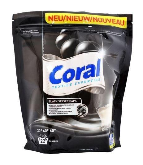 Coral kapsułki 22p/ 578g (3) [D,F,NL]