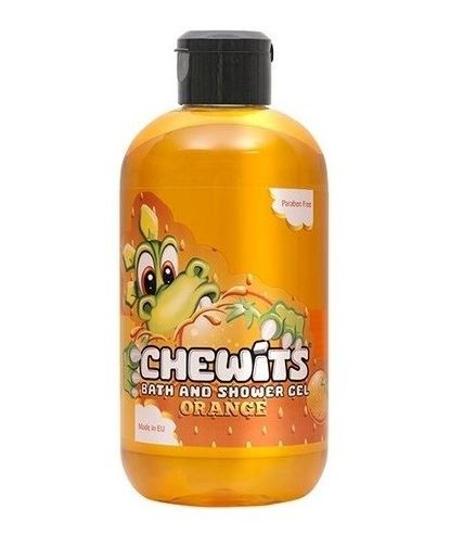 Chewits Kids Bath& Showergel 400ml (6)[GB]