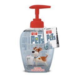 Secret Life of Pets mydło 250ml (24)[GB/D/NL]