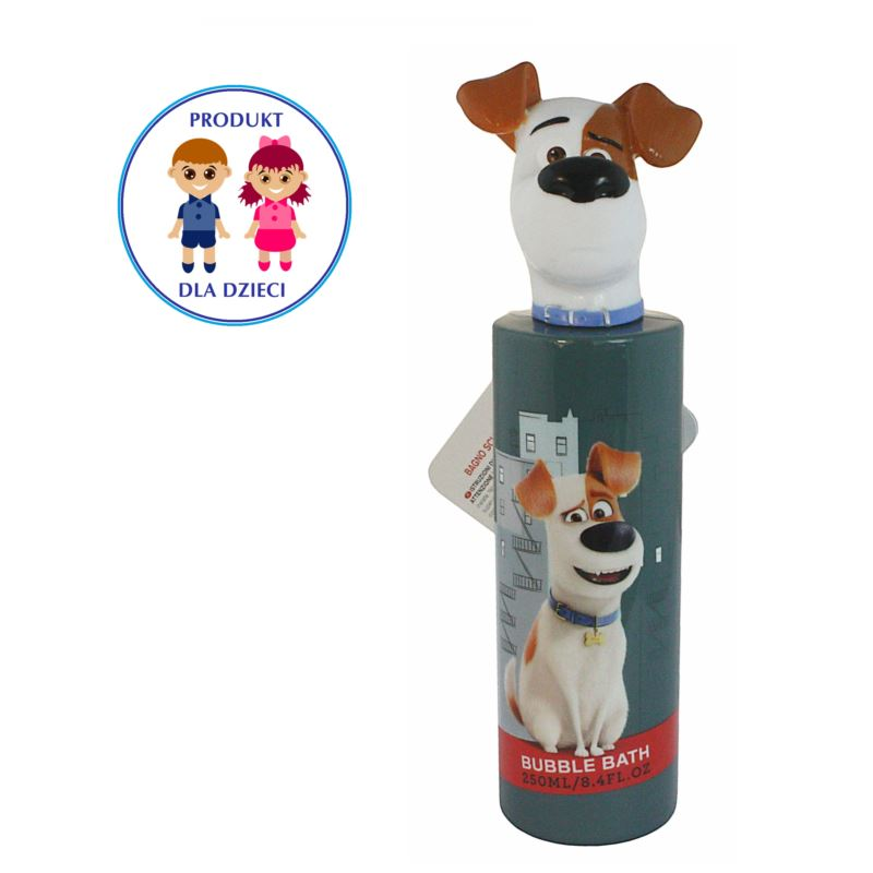 Secret Life of Pets płyn do kąpieli 250ml(24)[GB]
