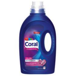 Coral żel do prania 18p/ 1,26L Color (5) [D]