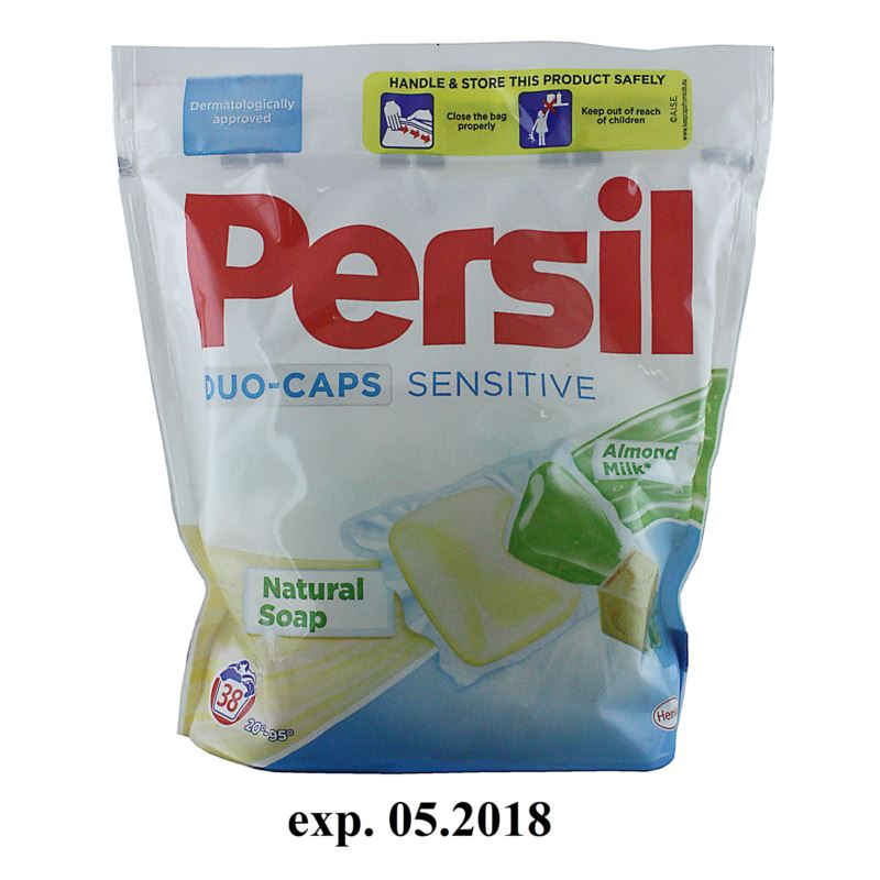 Persil Duo Caps kapsułki 38p/950g Sensit(4)[MULTI]