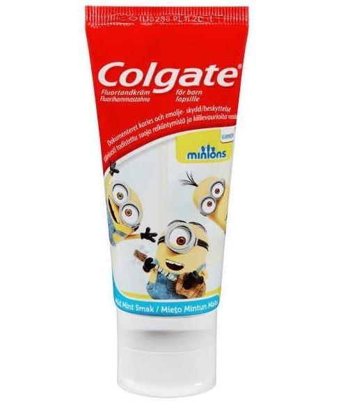 Colgate Junior pasta 50ml 2-5L Minions (12)[NL,DK]