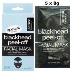Sence Blackhead maseczka oczyszcz pory 5x8gr(disp)