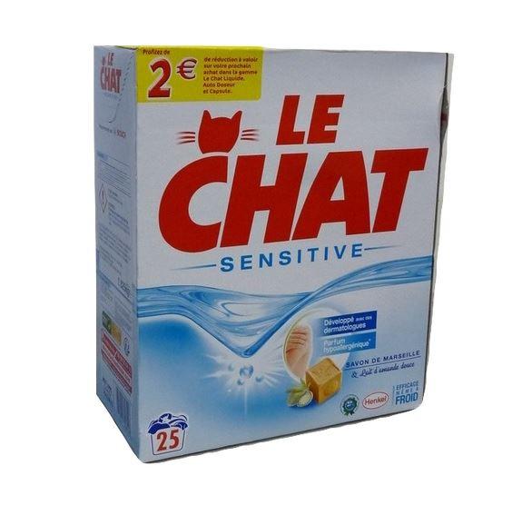 Le Chat proszek 25-50p/ 1,625kg Sensitive (4)[F]