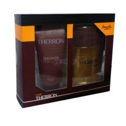Ilvande Therron 100ml EDT+150ml żel p/prysznic(6)