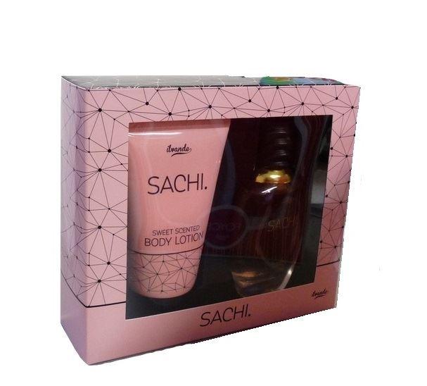 Ilvande Sachi 100ml EDP+150ml balsam do ciała(6)