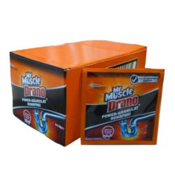 Mr. Muscle Drano do udrażniania rur 50g(24)[D]