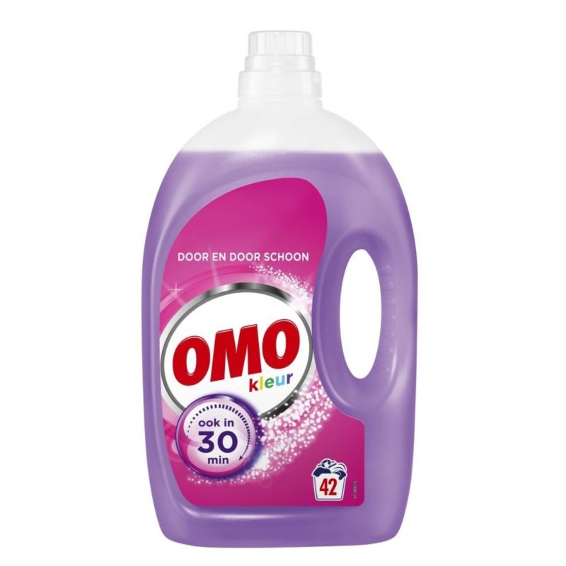 Omo żel do prania 42-84p/ 2,73l Kolor (3)[D,NL,F]