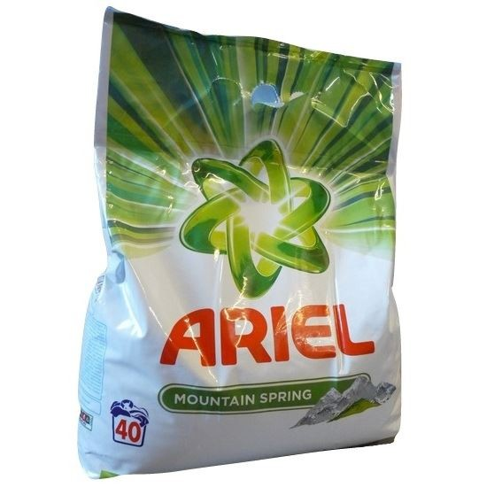 Ariel proszek do prania 40p/ 3kg Mountain [PL,HU]