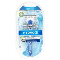 Wilkinson Hydro3 maszynka 1szt (5)[D]