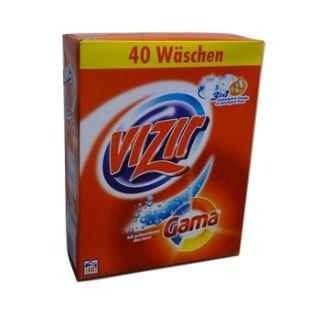 Vizir/ Gama 3w1 proszek 40-80p/ 2,6kg [D,F]