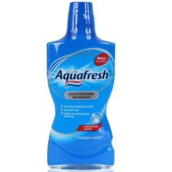 Aquafresh do płukania ust 500ml Fresh Mint(8)[GB]