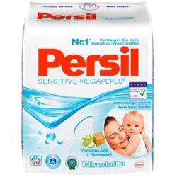 Persil MegaPerls 20p/ 1,48kg Sensitive (5) [D]