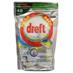 Dreft Platinum do zmywarki 48szt/ 809g(4)[D]
