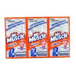 Mr Muscle Kalk-fix odkamieniacz 3x17g(36)[D]