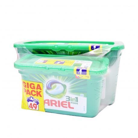 Ariel kapsułki 3w1 GIGAPACK 49szt (3)[ES]