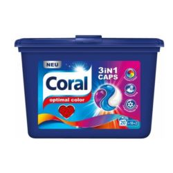 Coral kapsułki 3w1 20p/ 540g Optimal Color (3) [D]