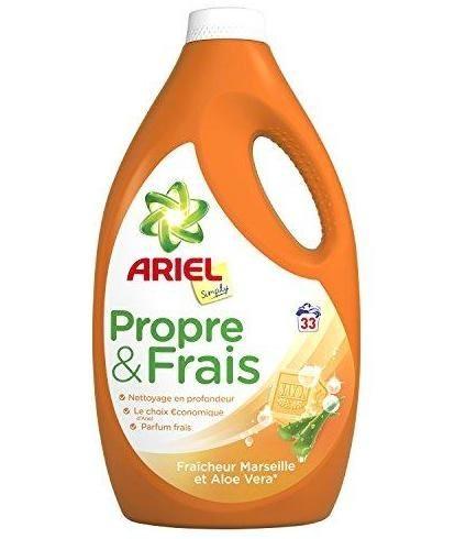 Ariel Propre Marsylie& Aloe Vera 33p/ 2,145L(3)[F]