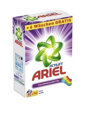 Ariel proszek 80p/ 5,2kg Kolor [D,AT,CH]