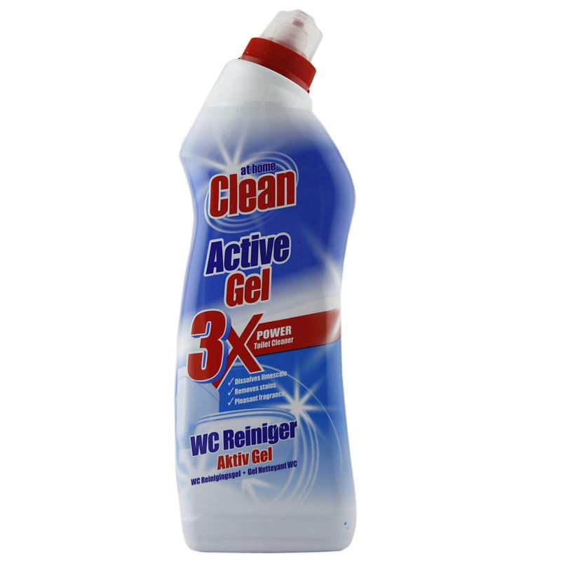 At Home Active Gel WC 750ml (12)[D,NL]