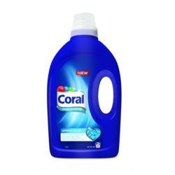 Coral 25p/ 1,375L żel do prania (6)[D,B]