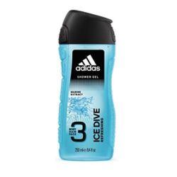 Adidas 250ml żel p/ prysznic (12)[D,ES,F]