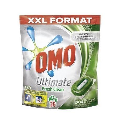 Omo 36szt/928g Ultimate Fresh kapsułki (3)[D,F]