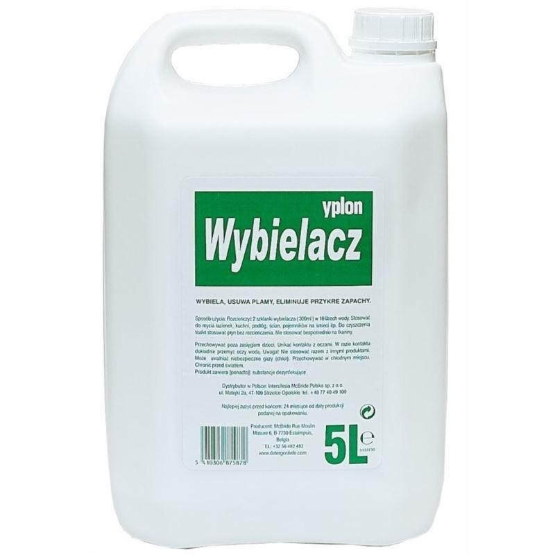 Yplon wybielacz w żelu 5L(3)[PL]