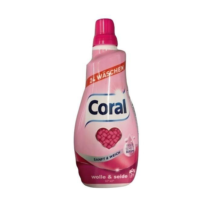 Coral 24p/ 1,2L żel do prania (6)[D]