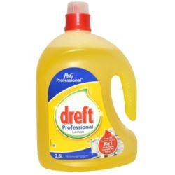 Fairy/ Dreft płyn do naczyń 2,5l (4)[B,D,AT]