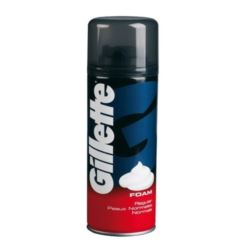 Gillette 200ml pianka do golenia (6) [D,GB,NL]