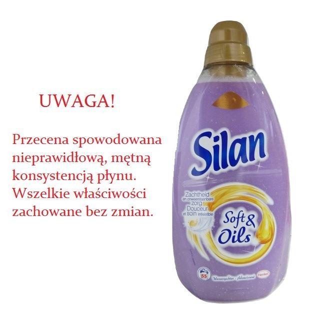 Silan Soft&Oil 55p/ 1,5L Gold (6) [NL,B]