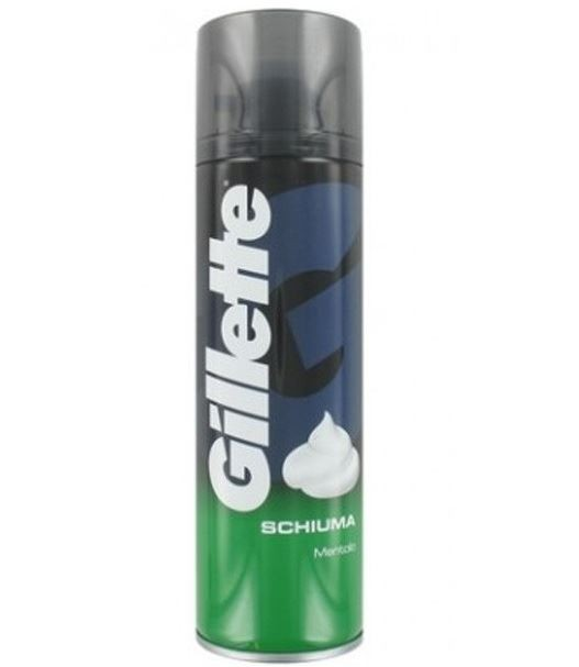 Gillette pianka do golenia 300ml (6)[D,NL]