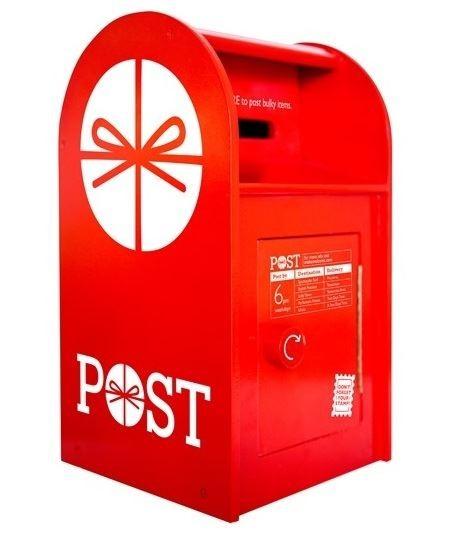 Puszka POCZTA (sweet box)