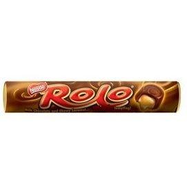 Nestle Baton Rolo 156g